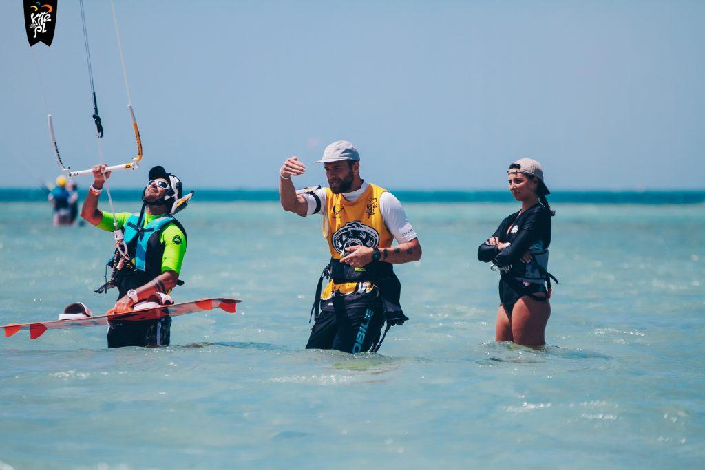 Nauka kitesurfingu w Egipcie