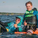 Kurs kitesurfingu na Półwyspie Helskim