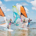 Zajęcia windsurfingowe w Chałupach