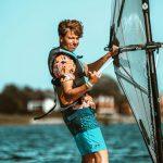 Windsurfing w Chałupach