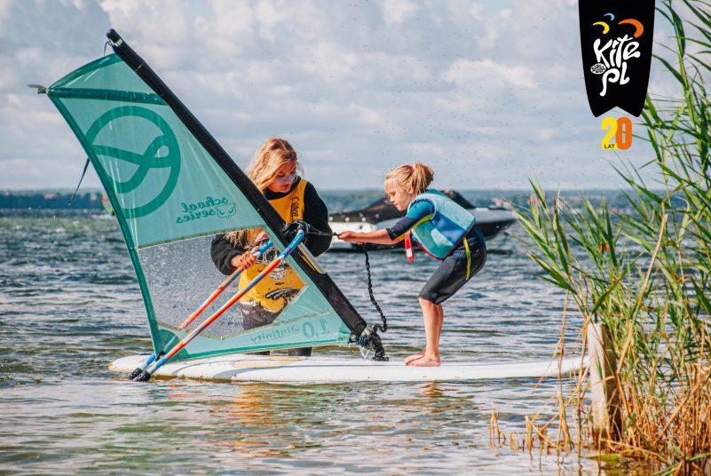 Nauka windsurfingu w Chałupach